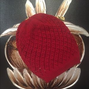 Accessories - Red 🌹Knit Beanie Hat